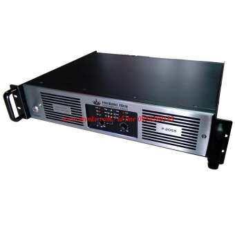 ♬mynke.com♬เทรนด์ฮิตเพาเวอร์แอมป์ 1100+1100วัตต์(๑ 2 โอห์ม)เครื่องขยายเสียง CLASS D รุ่น Proeuro Tech P-205S