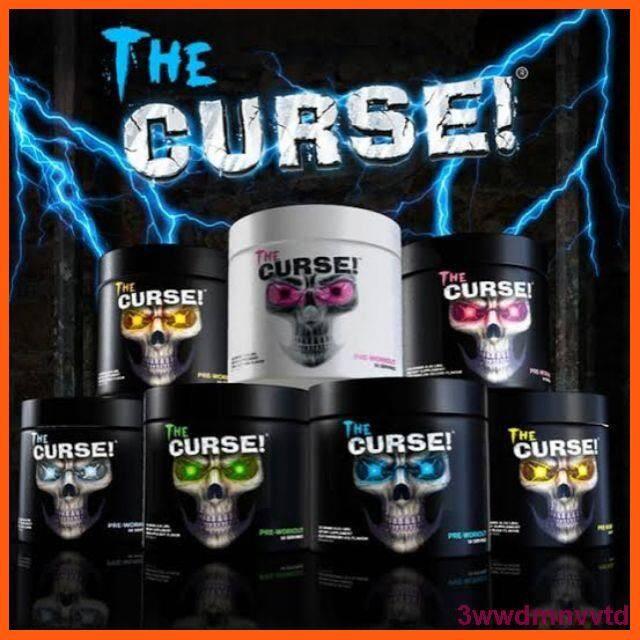 Sale Cobralabs- The Curse 50srv (pre-Workout) พร้อมส่ง!!. อุปกรณ์เสริมฟิตเน็ต ออกกำลังกาย เพื่อสุขภาพ.