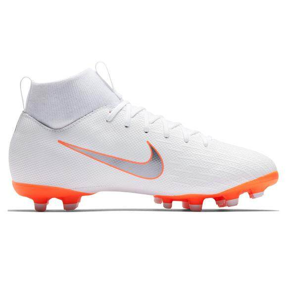 รองเท้าสตั๊ดเด็ก Nike Superfly 6 Academy Gs Mg รุ่นรองบ๊วย (สีขาว) By Sportshoeonsale.