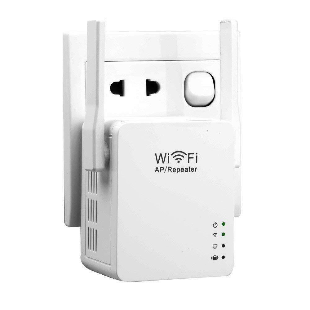 Wifi Repeater Dual Band ขยายสัญญาณ 2 คลื่นความถี่.