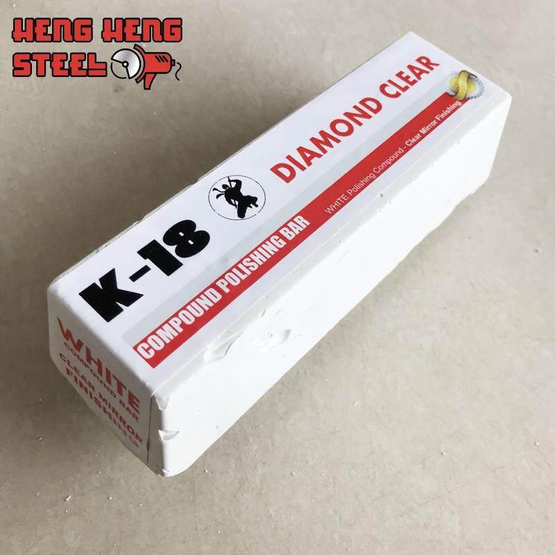 Ninja K18 ยาขัดเงาสเตนเลส ขัดพลาสติก ขัดอะคริลิค.