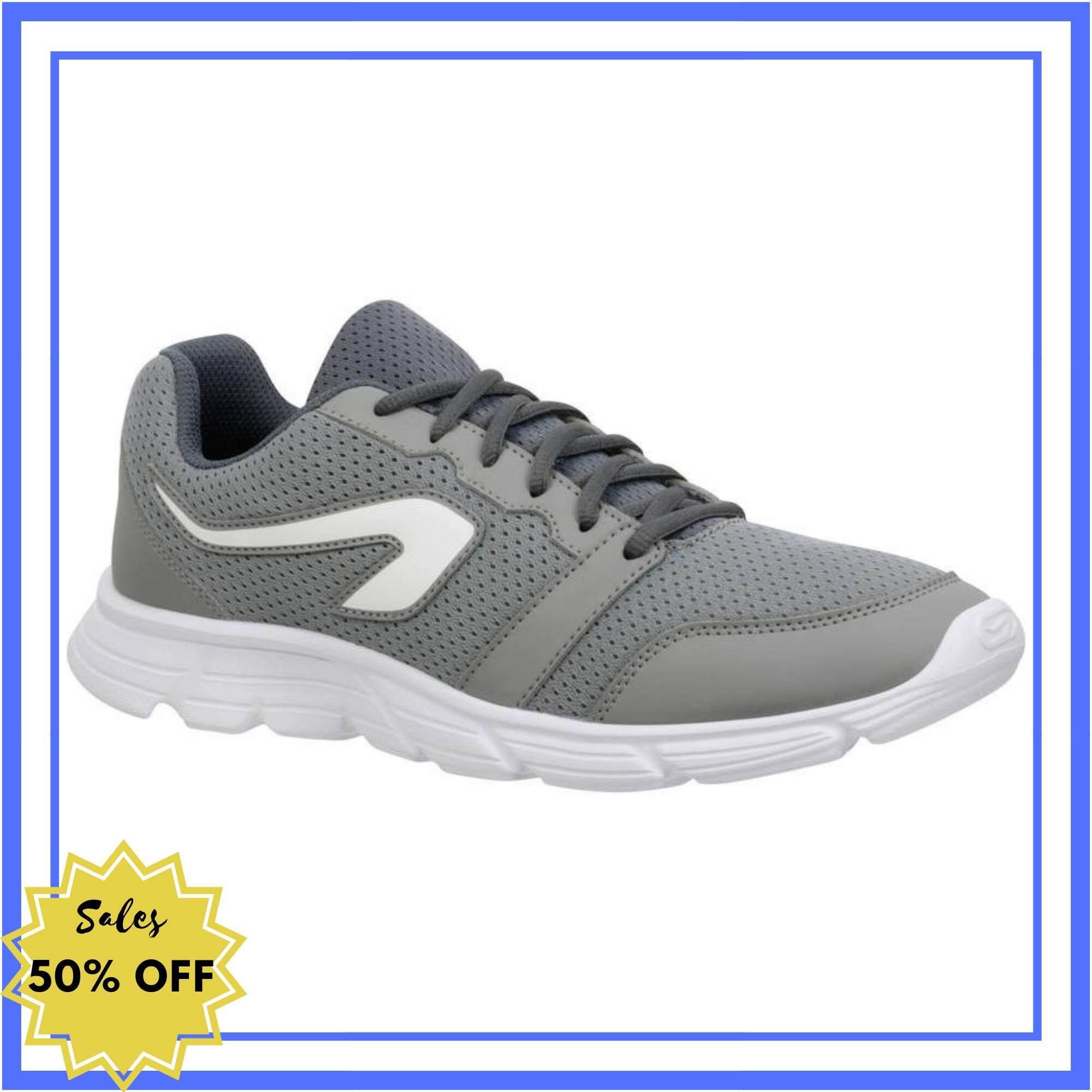 รองเท้าวิ่งสำหรับผู้ชายรุ่น Run One (สีเทา) By Sportswear1.