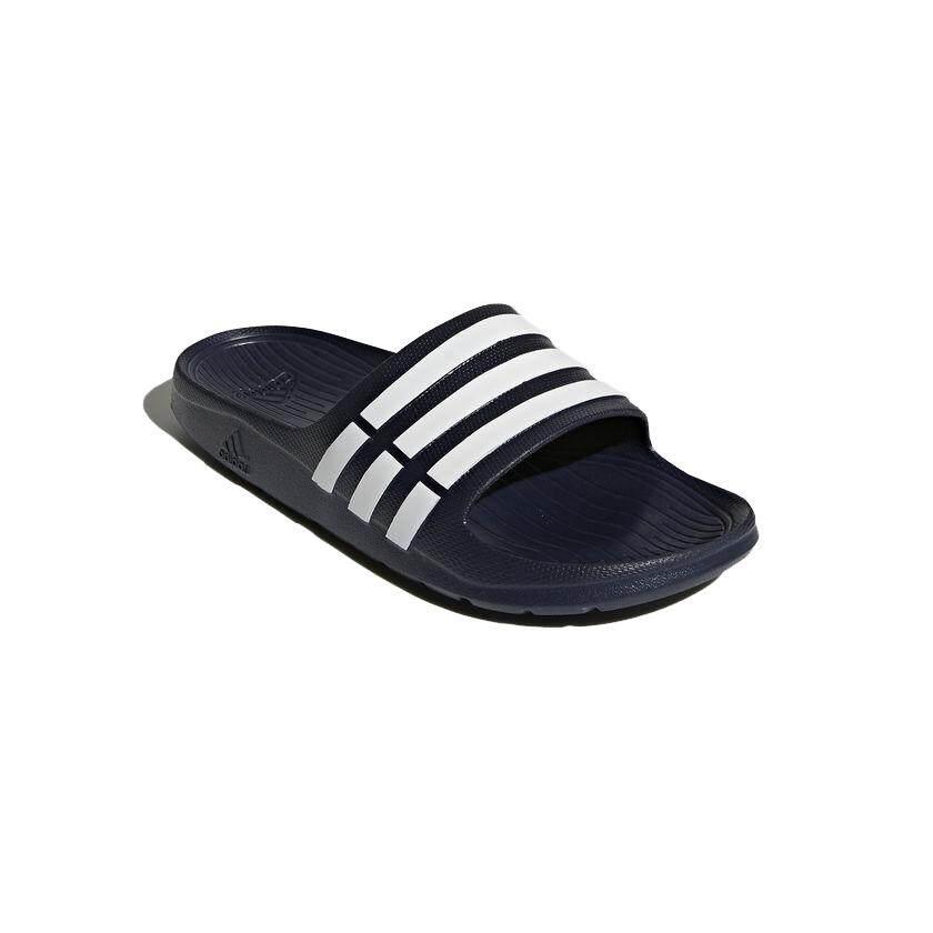 adidas รองเท้าแตะ Duramo Slide รุ่น G15892 (Navy/White) ของแท้