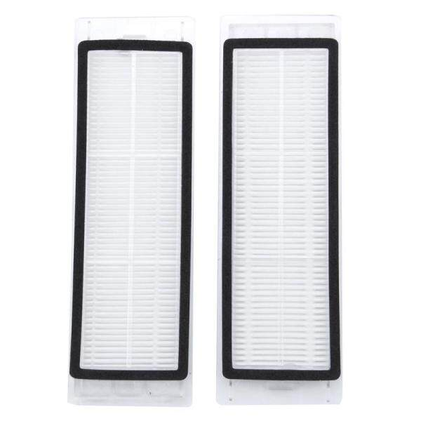 Bảng giá 2 Pcs Hepa Filter Sweeping Machine Accessories for Xiaomi Roborock Vacuum Cleaner Smart Cleaning Robot Replacement Cleaner Kit Home Cleaning Accessories Điện máy Pico