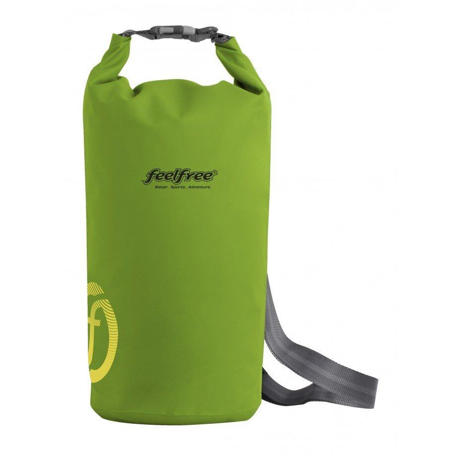 Feelfree กระเป๋ากันน้ำ waterproof bag - Dry Tube 10 Litre. - Lime