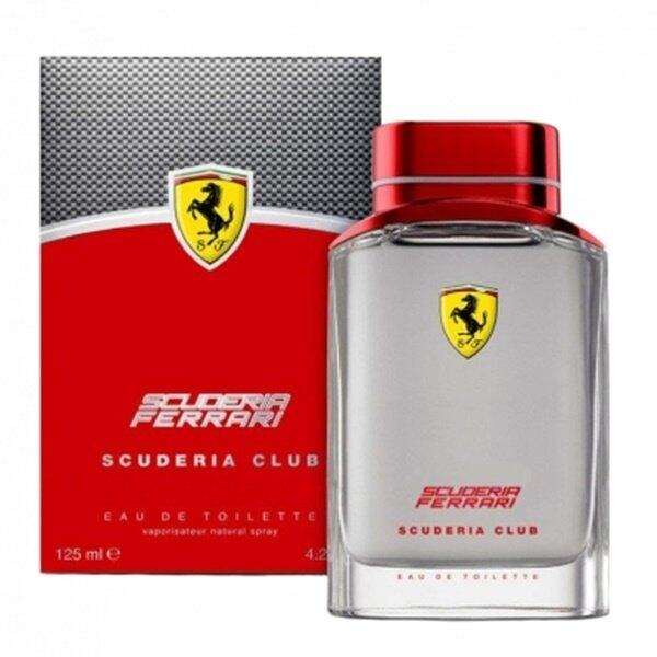 Ferrari Scuderia Club EDT 125 ml.