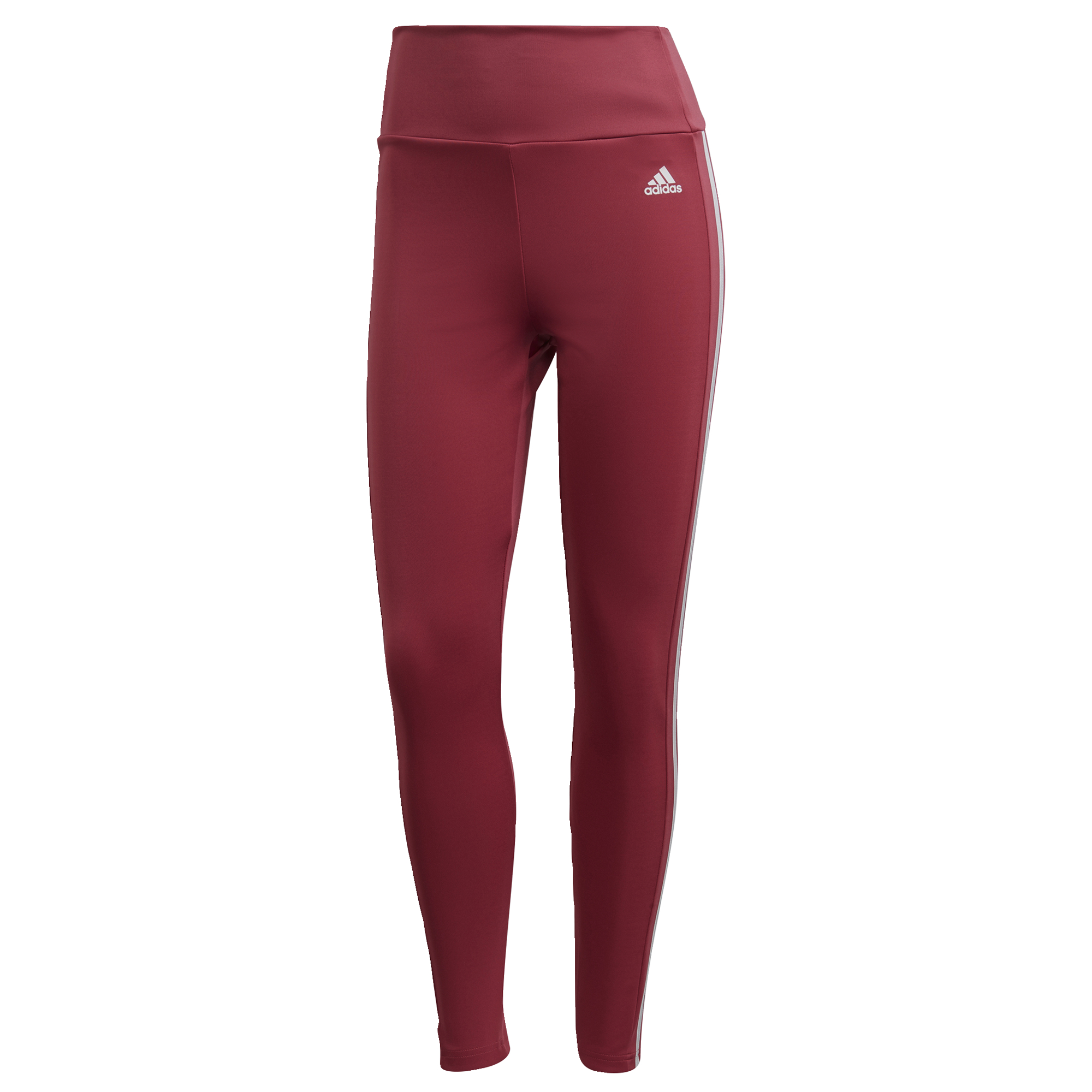 adidas TRAINING Designed To Move High-Rise 3-Stripes 7/8 Sport Tights ผู้หญิง GP7233