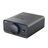 ซื้อ Fiio K5 Dac Amp ตั้งโต๊ะระดับ Exclusive สีดำ Fiio เป็นต้นฉบับ