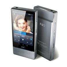 FiiO X7 เครื่องเล่นเพลงพกพา ระบบ Android รองรับภาษาไทย (Grey)