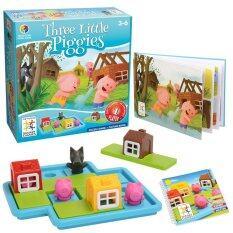 ซื้อ Films Toy Story Of Pigs And Wolf เกมลูกหมู 3 ตัวพร้อมหนังสือภาษาอังกฤษ ใหม่ล่าสุด
