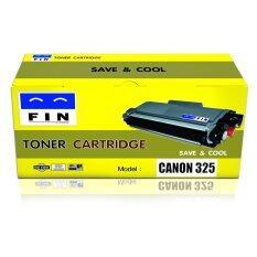 FIN CANON LBP6000 ตลับหมึกเลเซอร์ดำ รุ่น CANON 325