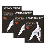 ราคา Fitmaster ชุดซาวน่า ชุด Sauna Suit รุ่น Ss9010 สีเงิน จำนวน 3 กล่อง ออนไลน์