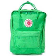 ราคา Fjallraven Kanken กระเป๋าเป้ รุ่น Classic Villa Green ออนไลน์