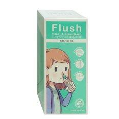 โปรโมชั่น Flush Nasal And Sinus Wash อุปกรณ์สำหรับล้างจมูก 1 ขวด ใน กรุงเทพมหานคร
