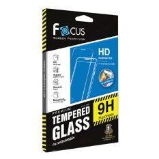 ซื้อ Focus ฟิล์มกระจกนิรภัยแบบเพิ่มความคมชัดTempered Glass Hi Definition สำหรับ Htc One M9 Plus ใน กรุงเทพมหานคร