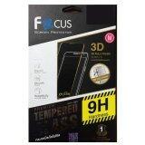 ซื้อ Focus ฟิล์มกระจกนิรภัยแบบเต็มจอลงโค้ง 3D สีขาว ฟิล์มหลังแบบใสTempered Glass 3D Full Frame White สำหรับ Iphone 6Plus 6Splus