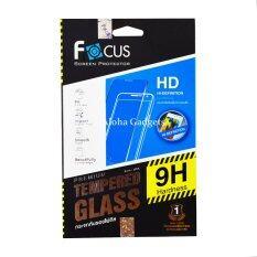 ขาย Focus ฟิล์มกระจกนิรภัยเพิ่มความคมชัด Iphone 6 Plus 6S Plus Hi Definition Tempered Glass Focus ถูก