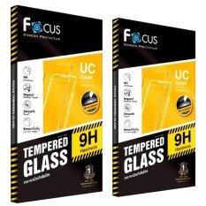 ซื้อ Focus ฟิล์มกระจกนิรภัยโฟกัส Asus Zenfone Zoom 5 5 นิ้ว แพ็ค 2 ชิ้น Focus ถูก