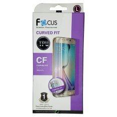 โปรโมชั่น Focus Full Cover Tpu ฟิล์มเต็มหน้าจอ แบบใส สำหรับ Samsung Galaxy S7 Edge ใน กรุงเทพมหานคร