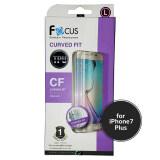 ซื้อ Focus Full Cover Tpu ฟิล์มเต็มหน้าจอ พร้อมฟิล์มหลัง แบบใส สำหรับ Apple Iphone 7 Plus Focus ออนไลน์