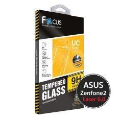 ขาย Focus กระจกนิรภัย สำหรับ Asus Zenfone 2 Laser 6 Focus Ultra Clear Tempered Glass 3 Mm Focus ผู้ค้าส่ง