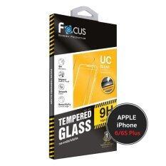 ขาย Focus กระจกนิรภัย สำหรับ Iphone6 6S Plus Focus Ultra Clear Tempered Glass 3 Mm ออนไลน์ ใน ไทย