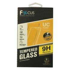 ส่วนลด Focus โฟกัส Huawei Y 6Ii ฟิล์มกระจกนิรภัยใส Tempered Glass Focus