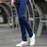 ซื้อ Following กางเกงยีนส์ผู้ชาย Zi008Bl Blue ออนไลน์
