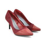 ความคิดเห็น Oneprice Footin รองเท้าผู้หญิง ส้นสูง Ladies Heels Pump Shoes สี แดง รหัส 7565550