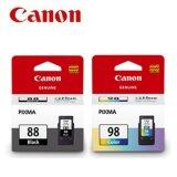 ขาย For Canon Ink Pg 88 Black Cl 98 Color E500 E510 E610 ใน ไทย