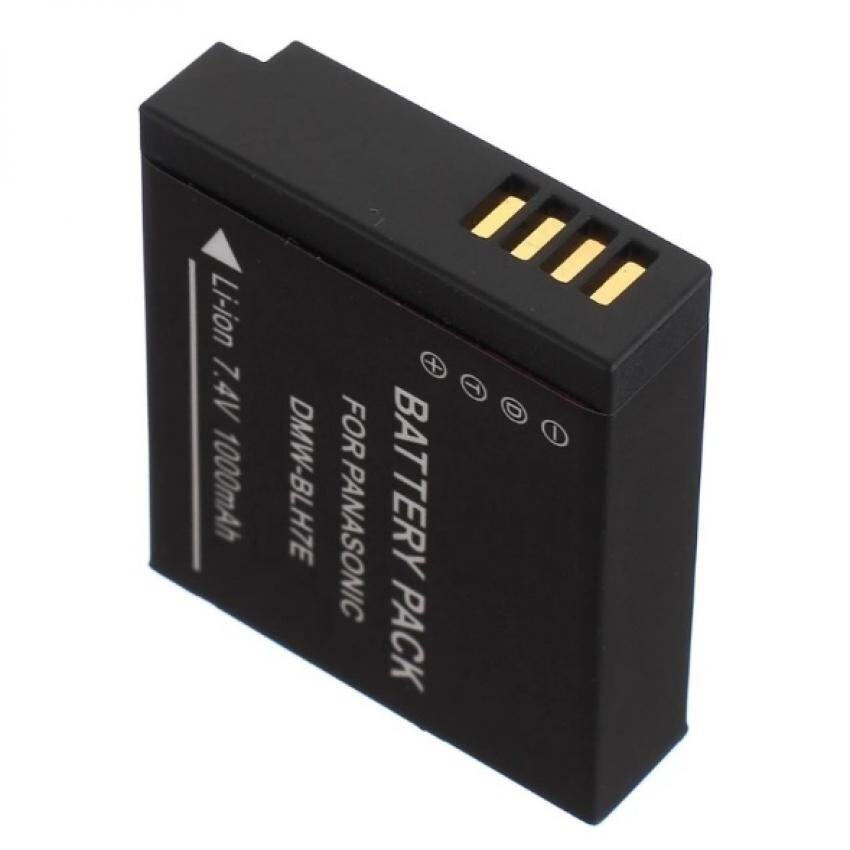 For Panasonic แบตเตอรี่กล้อง รุ่น DMW-BLH7 / BLH7E Replacement Battery for Panasonic Lumix DMC-GM1 GM1K GF7""