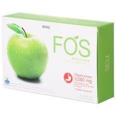 ความคิดเห็น Fos Detox อาหารเสริมดีท็อกซ์ แบบผง 15 ซอง กล่อง