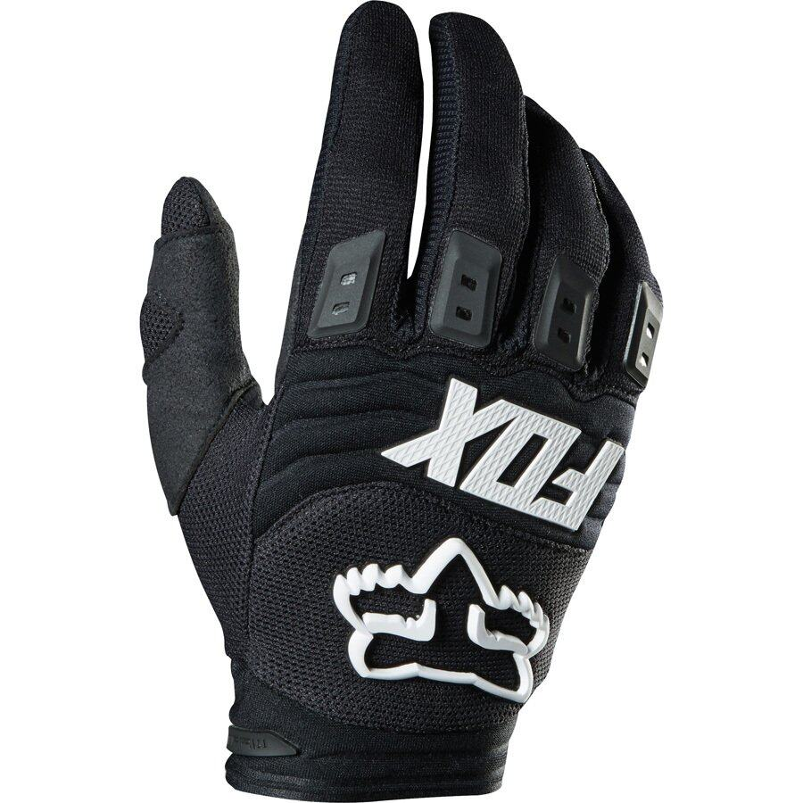 FOX DIRTPAW RACE GLOVE BLACK