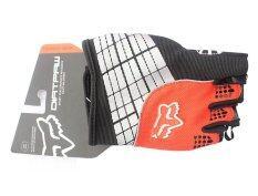 ราคา Fox ถุงมือจักรยาน เสือภูเขาเสือหมอบดาวน์ฮิลล์ Gel หนา สีส้ม ใส่กระชับมือ Fox4 Fox เป็นต้นฉบับ