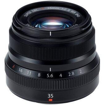 Fujifilm FUJINON XF35mm F/2 R WR Black