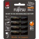 ขาย ซื้อ ออนไลน์ Fujitsu Hr 3Uthcex 4B Aa Size 1 2V Typical 2550Mah แพ็ค 4 ก้อน