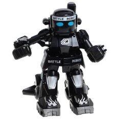 ส่วนลด Gadget หุ่นยนต์ชกมวยบังคับวิทยุไร้สายRobot Battel Black