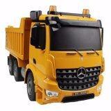 Gadgetdouble Eagle Dump Truck 6 Ch รถดั้มบังคับวิทยุ สเกล 1 20 เป็นต้นฉบับ