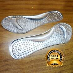 Gadgetz แผ่นรองเท้าซิลิโคน แก้อาการปวดเท้า สำหรับรองเท้าส้นสูง ถูก