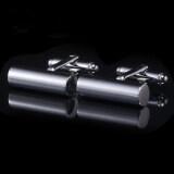 ส่วนลด Gadgetz Cuff Links กระบอกเงิน รุ่น I701 Gadgetz Thailand