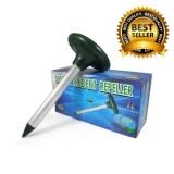 ขาย Gadgetz Solar Rodent Repeller เครื่องไล่ยุง หนู และแมลง พลังแสงอาทิตย์ สีเขียว ถูก