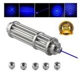 ซื้อ Gadgetz Super Blue Laser เลเซอร์แรงสูง จุดไฟติด แท่งสั้น 3W ถูก ใน กรุงเทพมหานคร