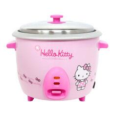 โปรโมชั่น Galaxy หม้อหุงข้าวไฟฟ้า Hello Kitty ขนาด 1 ลิตร รุ่น Rc 810 สีชมพู ใน Thailand