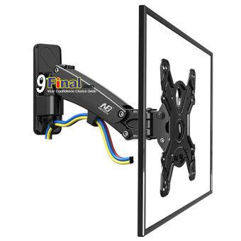 Gas-Strut TV Mount: NBF350 ขาแขวนทีวีแก๊สสปริง ขาแขวนทีวี ติดผนัง รองรับ 40 \-50\ น้ำหนัก 8-16 โล( Black)