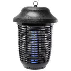 ราคา Getzhop เครื่องช๊อตยุง โคมดักยุงและแมลง ช๊อตยุงและแมลง แบบแขวนรุ่นใหญ่ รุ่น Hw K40Bp สีดำ