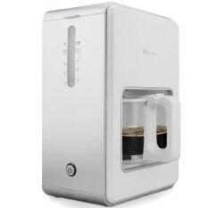 ซื้อ Getzhop เครื่องชงกาแฟ พร้อมเหยือกแก้ว Coffee Maker Mug ขนาด 1 2 ลิตร Bear รุ่น Kfj A12Z1 สีขาว ถูก