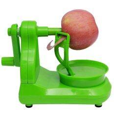 ราคา Getzhop เครื่องปอกแอปเปิ้ล ปอกเปลือกผลไม้ Apple Peeler สีเขียว เป็นต้นฉบับ Getzhop
