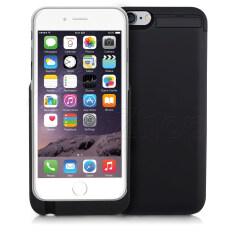 โปรโมชั่น Getzhop Power Case เคสชาร์จแบตสำรอง Iphone 6 Plus ความจุ 5 000 Mah Black ไทย