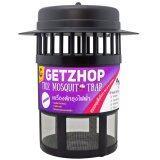 ซื้อ Getzhop Tio2 Mosquito Trap เครื่องดักยุงไฟฟ้า เครื่องกำจัดยุง Black Purple Getzhop ออนไลน์