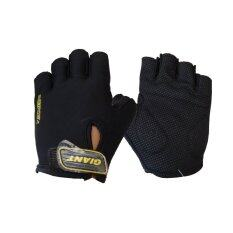 ซื้อ Giant ถุงมือแบบครึ่งนิ้ว Pro Gel Glove สีดำ ใหม่ล่าสุด
